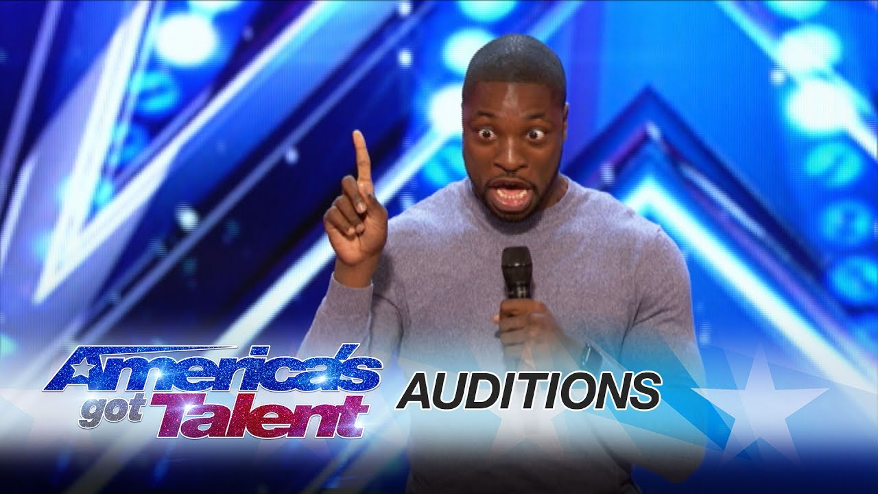 Americas got talent 2017 impersonations - Preacher Lawson Standup Delivers Cool Family Comedy America S Got Talent 2017