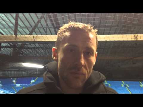 Michael Brown post Leeds United 0-1 Nottingham Forest