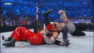 Jeff Hardy vs Rey Mysterio vs Chris Jericho vs Kane