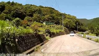 【車載動画】道の駅大杉~ゆとりすとパークおおとよ