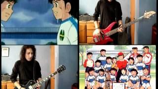 Captain Tsubasa Guitar Cover - Kimi ni Sasageru Lullaby (Hyuga's Theme)