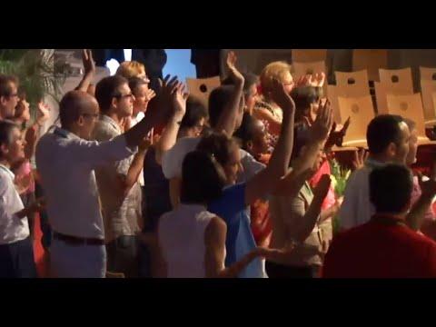 [Paray online 2015] Jeudi 23 juillet en direct dès 9h: louange, messe, Petit parodien, enseignement