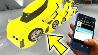 GET ANY SUPER CAR WITH THIS GTA 5 MONEY GLITCH! (GTA 5 MONEY GLITCH)