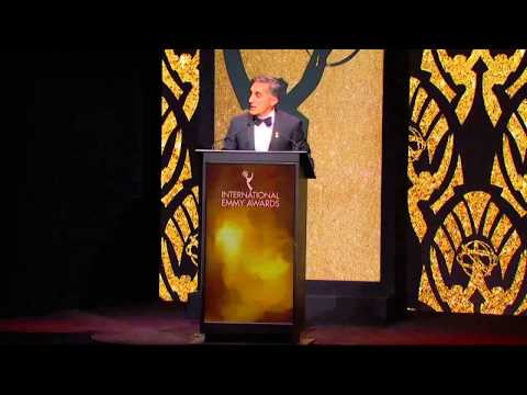 Bassem Youssef intro @ (International Emmy Awards -2015)