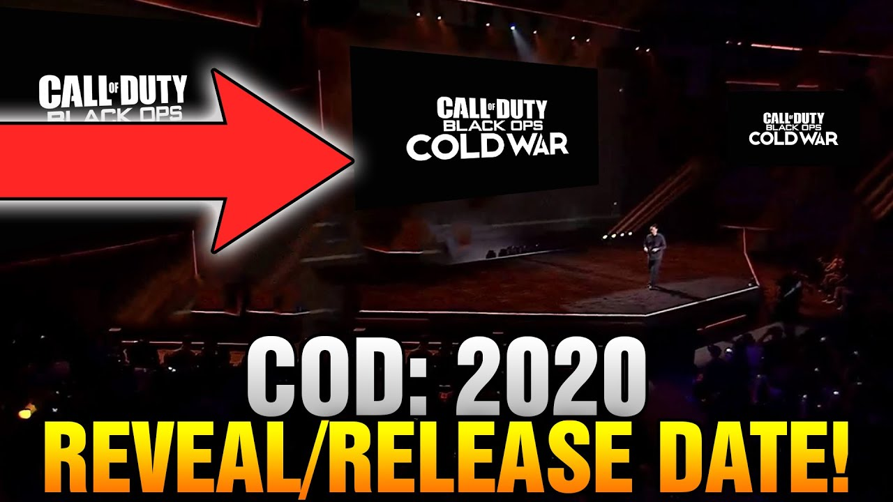 Call Of Duty Black Ops Cold War Confirmed By Doritos Reveal