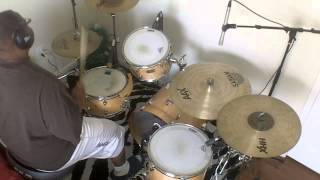 Keyshia Cole - I Changed My Mind (Drum Cover)