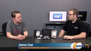 WD Red 4TB NAS Hard Drives Interview - Join the #REDvolution