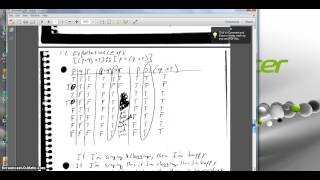 Part 12 Symbolic Logic (Last 5 rules & 1 challenging proof) Thumbnail