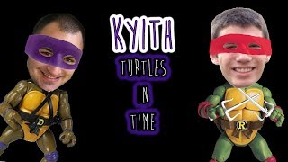 Kick Yourself In The Head Presents: Teenage Mutant Ninja Turtles - Turtles In Time
