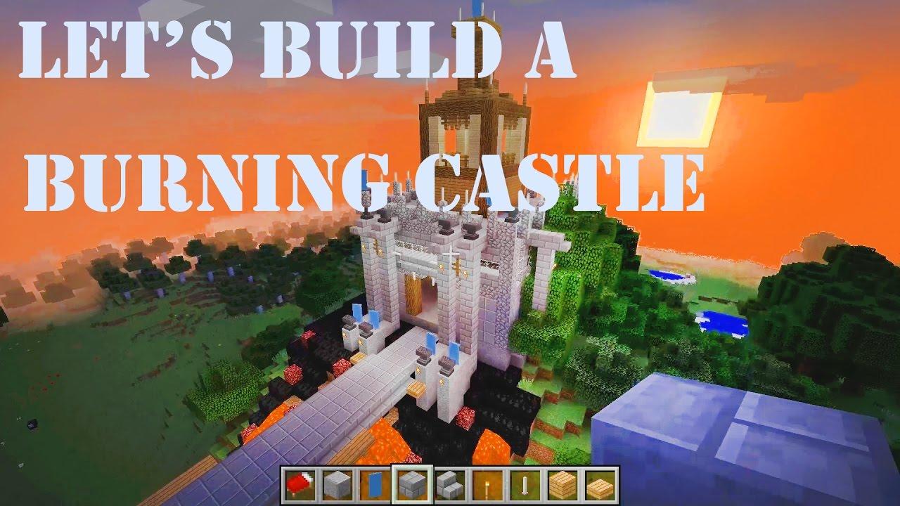 castle burning series