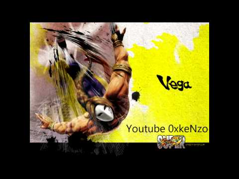 Super Street Fighter 4 Vega Theme Soundtrack HD