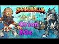 Brawlhalla - Pretty clean finish