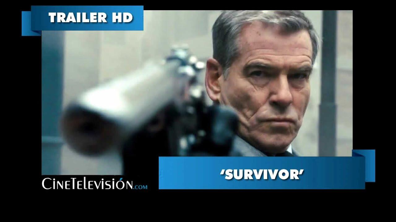 'Survivor' - Trailer HD #1 Subtitulado