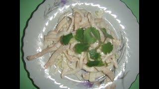 кальмары, самая отличная закуска