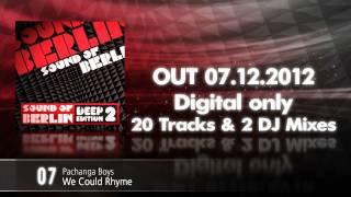Sound of Berlin Deep Edition Vol.2