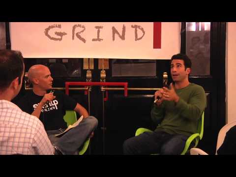 George Zachary (Charles River Ventures) at Startup Grind San Francisco
