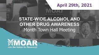 MOAR Alcohol awareness town hall