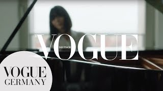 What's your mystery? #1: Alice Sara Ott | VOGUE x Marc Cain