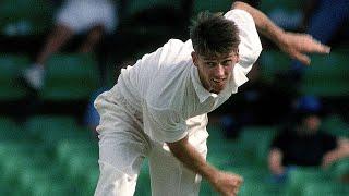 Famous Test Debut: Glenn McGrath v New Zealand