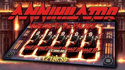 ANNIHILATOR (PLAY'N GO) ONLINE SLOT