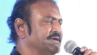 Mohan Babu gets Emotional in 40 Years Career Celebrations