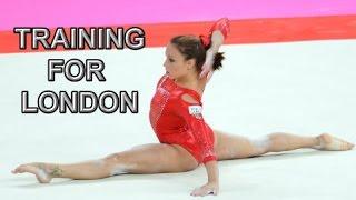 Elite Gymnastics || Training For London