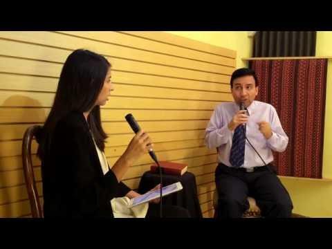 Anton Chéjov.  Entrevista de Estefanía Jacobs a José Manuel Ballesteros Peralta