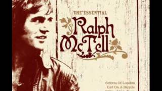 Watch Ralph McTell The Fairground video