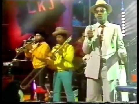 Linton Kwesi Johnson - Making History - Live 1984