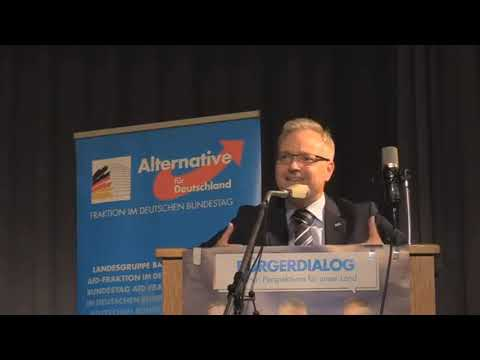 Marc Bernhard beim Bürgerdialog »Perspektiven für unser Land« vom 04.09.2020 in Mannheim