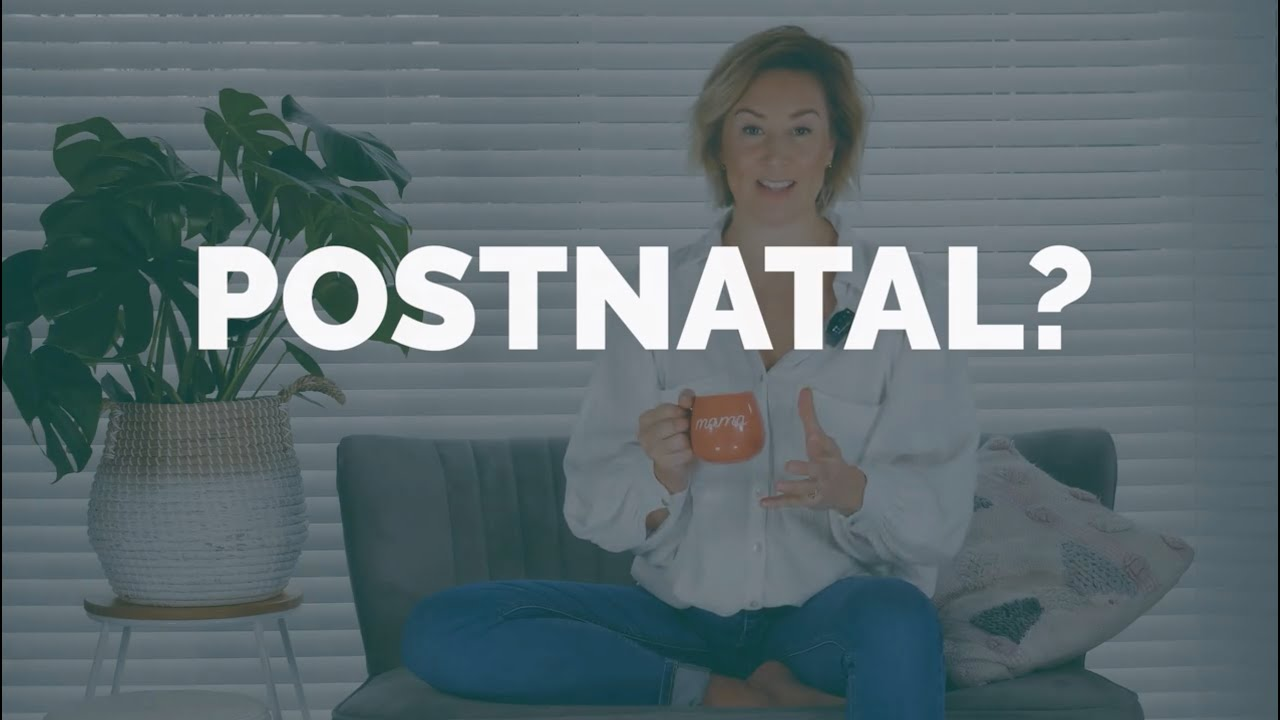 Lucy launches POSTNATAL YOGA & WELLNESS