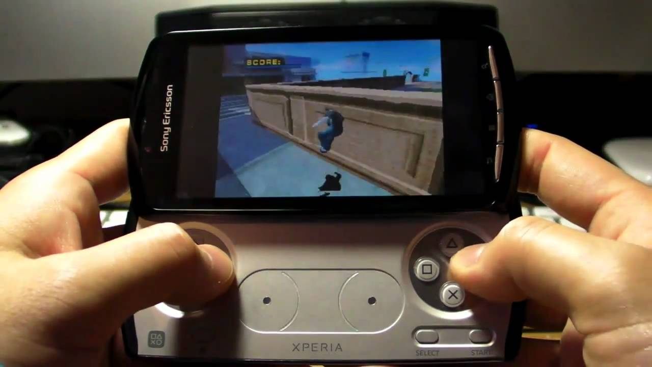 PSX emulator axed from Android Market Xperia Play FTW