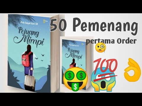 Download Novel Pertama Rizki Cahyati Hadih untuk 50 Pemenang