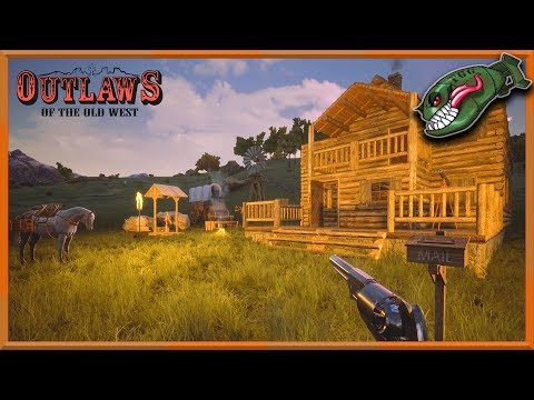 Outlaws of the Old West | New Survival Wild West Game, 1st 30 Mins (Outlaws Early Access Gameplay)