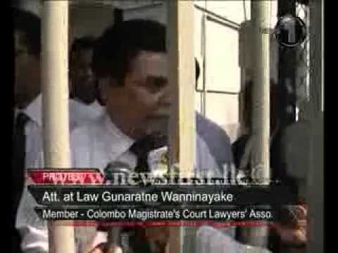 Lawyers from Colombo to stay away from courts today