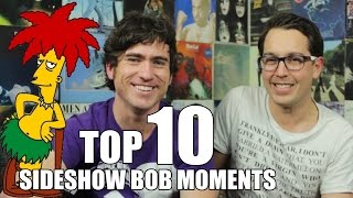 Top 10 Sideshow Bob Moments