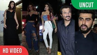 UNCUT - Mubarakan Movie Special Screening | Anil Kapoor, Arjun Kapoor, Ileana D'Cruz, Athiya, Neha