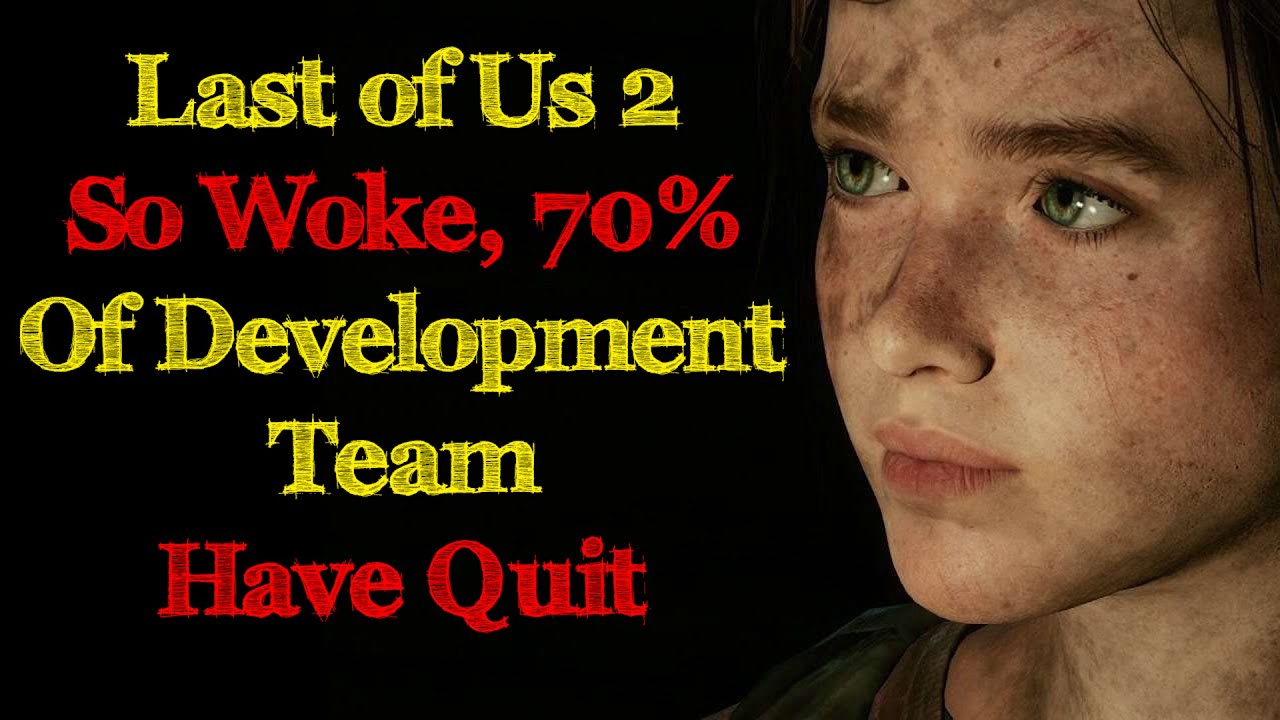 Better Bachelor: Developer Naughty Dog has gone so woke, everyone has quit over just one game!