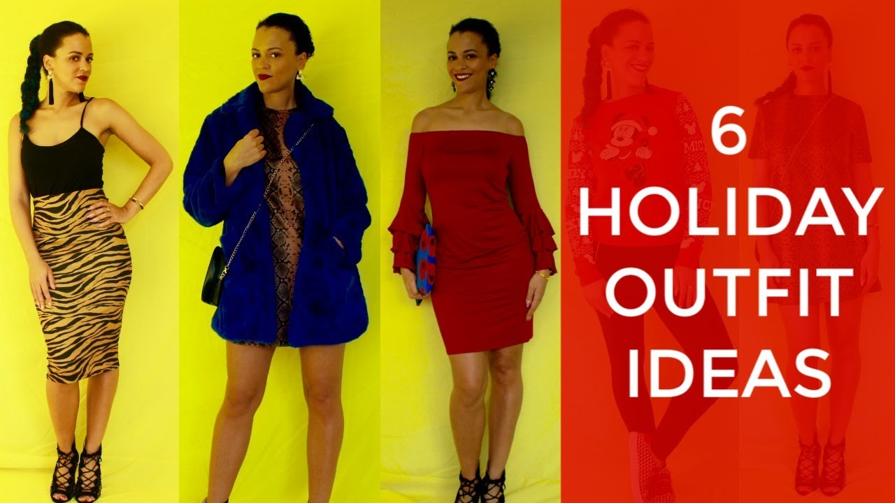 6 HOLIDAY OUTFIT IDEAS LOOKBOOK | #ARISTOCATS 8