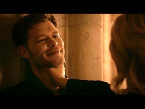 "The Originals - Klaus And Caroline - Part1 | HD 5x01 ""Hello Love"" Reunion"