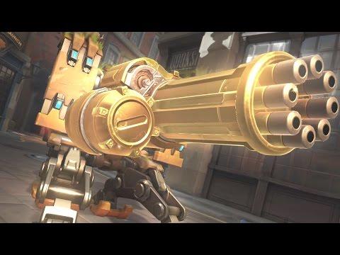 Overwatch - The Golden Point & Click Adventure