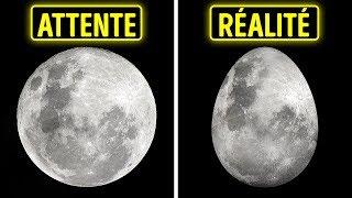 45 Faits sur la Lune qui Montrent à Quel Point tu en Sais peu à son Sujet