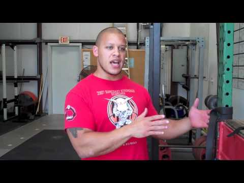 How To Increase Your Bench Press (quick tip)