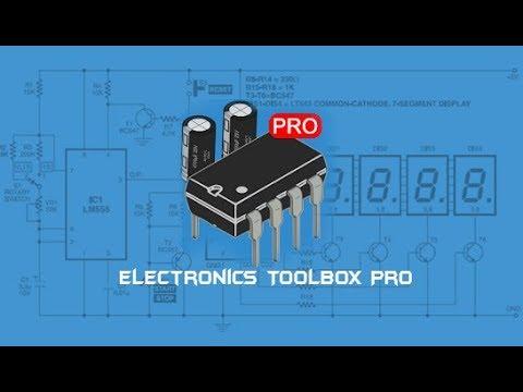 Electronics Toolbox Pro v3 0 2 Apk - YouTube