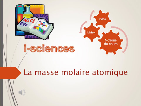 La Masse Molaire Atomique Youtube