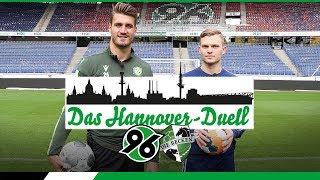 Das Hannover-Duell | Episode 1 | Lattenschießen und Lattenwerfen