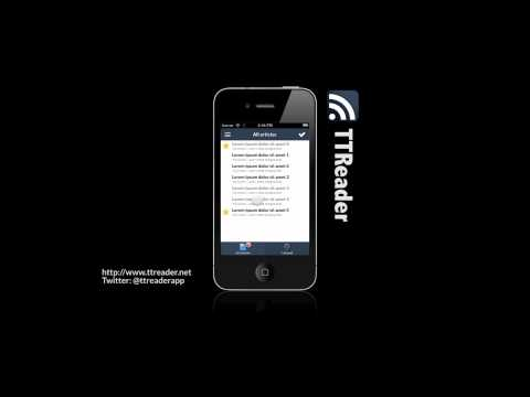 TTReader App