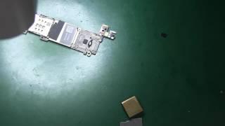 видео Ремонт iPhone после залития