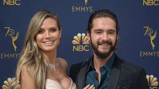 Heidi Klum postet Foto mit Tom Kaulitz - ein Detail bringt die Fans in Aufruhr
