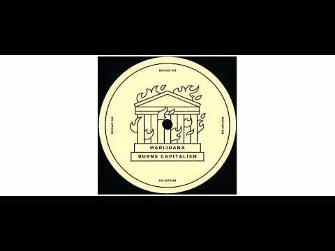 "Blind Prophet - Marijuana Burns Capitalism - 12"" - Dub-Stuy Records"
